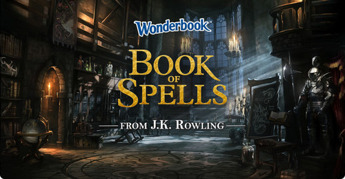 Book of Spells (PS3) - harry-potter Photo