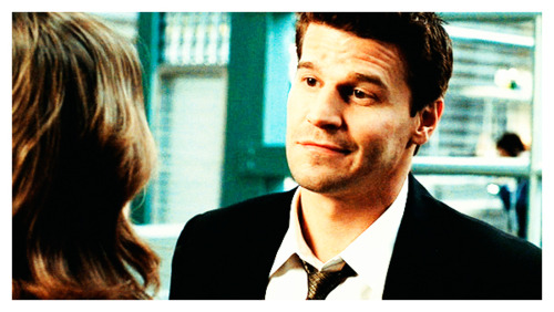 Seeley Booth দেওয়ালপত্র with a business suit entitled Booth