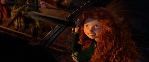 Brave new stills from a brasilian preview