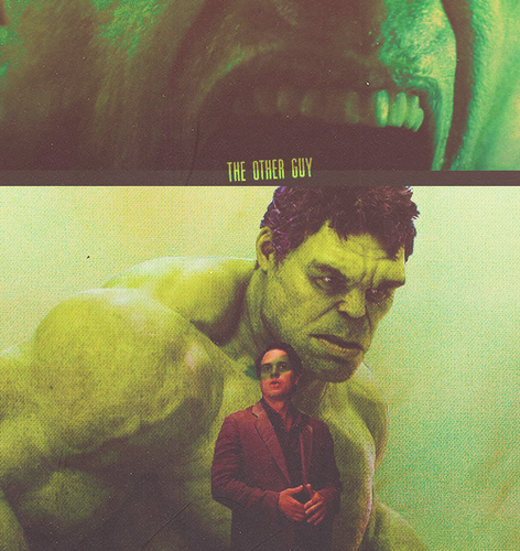 Bruce Banner / Hulk - the-avengers Fan Art