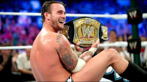 CM Punk'a milestone moments
