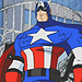 Capt America - avengers-earths-mightiest-heroes icon