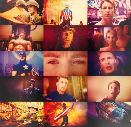 The First Avenger: Captain America wallpaper probably containing Anime called Captain America The First Avenger