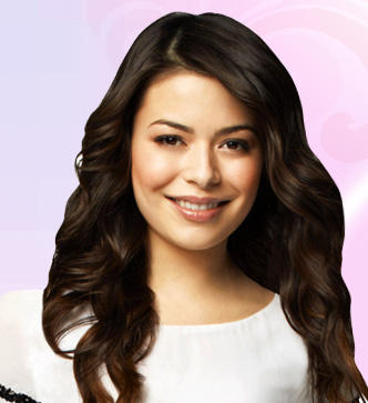 iCarly 바탕화면 containing a portrait titled Carly