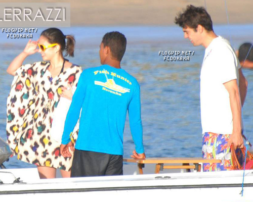 Carol and Kaka Hollyday in Brazil (Fernando de Noronha)