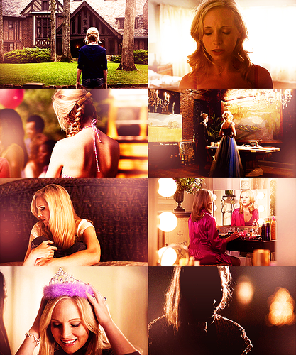 Caroline Forbes wallpaper probably with a bouquet called CarolineF