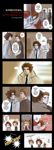 Castiel encounter