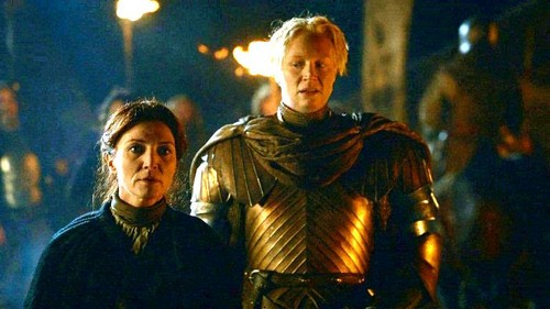 Catelyn and Brienne