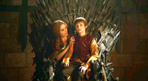 Cersei and Tommen - cersei-lannister Photo
