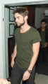 Chace - At the Embassy Club in London - May 24, 2012
