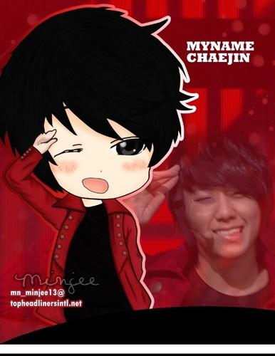 Chaejin fanart