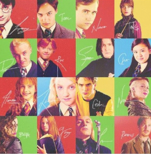 Character's Signatures