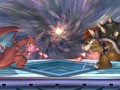 Charizard vs Bowser