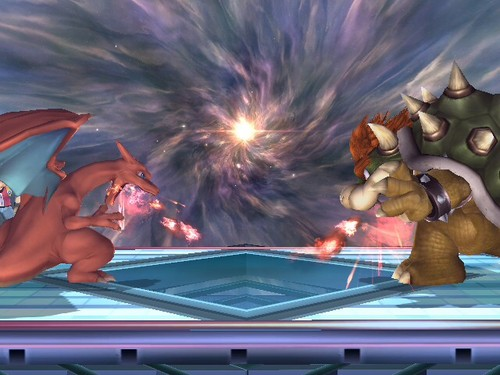 Charizard vs Bowser - metallica1147s-best-friends Photo