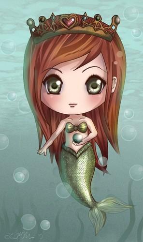 ちび Mermaid