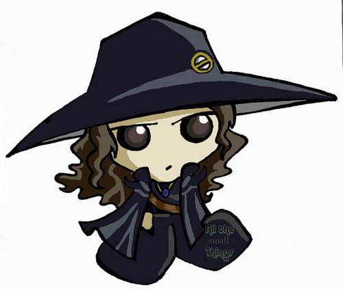 chibi Vampire Hunter