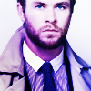 Chris Hemsworth photo possibly containing a trench coat entitled Chris Hemsworth