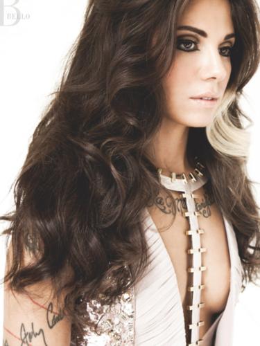 Christina Perri in Bello Magazine