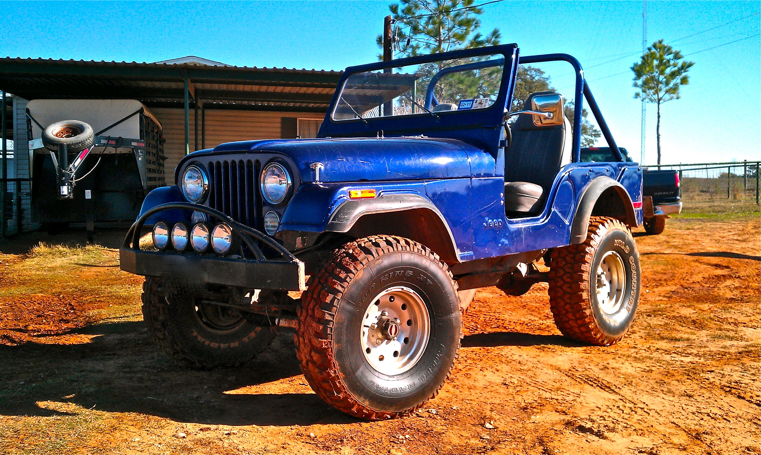 Jeep Images Cj5 Hd Wallpaper And Background Photos 31005351