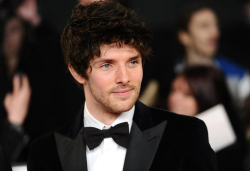 Colin at the NTA 2012