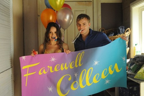 Colleen`s Farewell