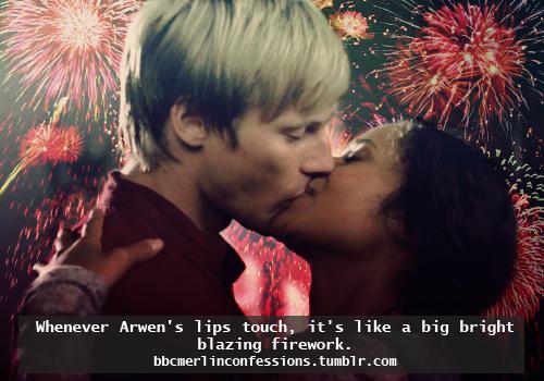 Confession: Kissy baciare baciare