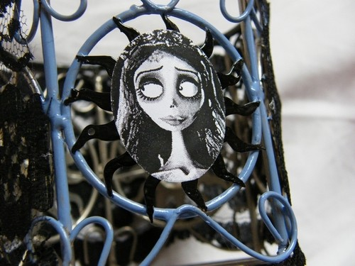 Corpse Bride Candlestick