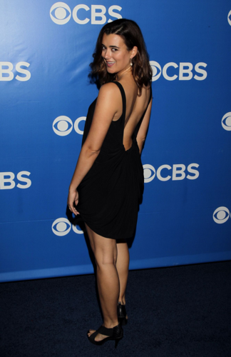 코트 드 파블로 바탕화면 entitled Cote - At the CBS Upfront in New York - May 16, 2012
