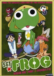 Cover of the English dub season 1 part 1 - sgt-frog-keroro-gunso Photo