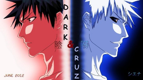 DarkCruz360 wallpaper entitled Dark Cruz Yin & Yang