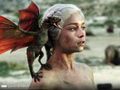 Daenerys Targaryen - tv-female-characters wallpaper
