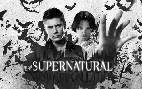 Dean &amp; Sam - supernatural Photo