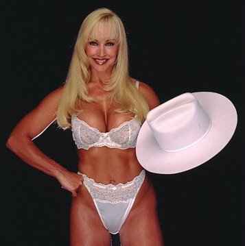 Бывшая дива WWE... Дебра Обои possibly containing a brassiere, an uplift, and attractiveness entitled Debra - White Белье
