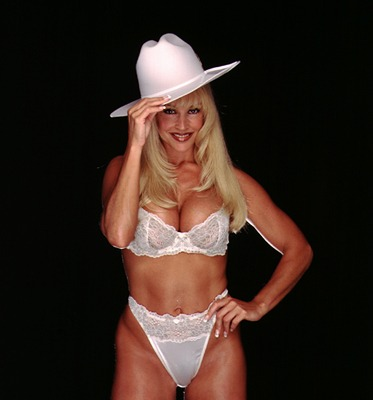 Bekas Diva WWE... Debra kertas dinding with a snap brim hat, a campaign hat, and a fedora called Debra - White Pakaian dalam