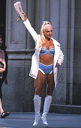 Former WWE Diva... Debra پیپر وال entitled Debra