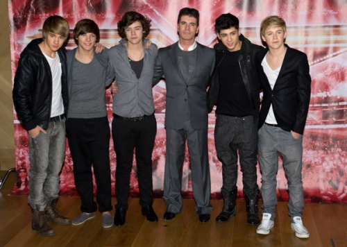 December 9th - X Factor Final Press Conference