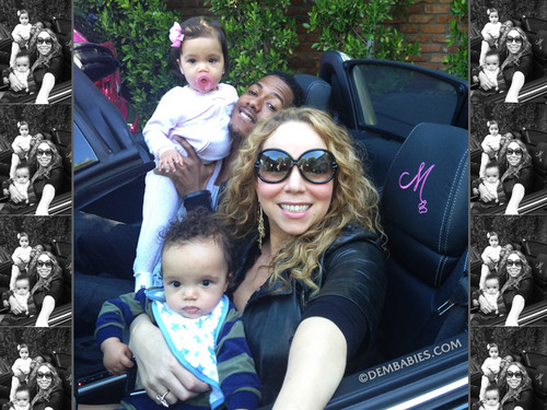 Dem Babies - mariah-careys-lambs Photo