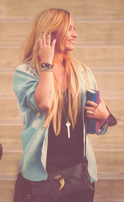 Demi is ours!
