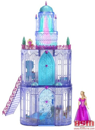 Diamond schloss playset