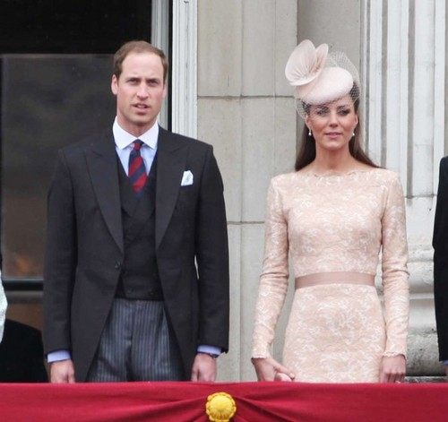 Diamond Jubilee - prince-william-and-kate-middleton Photo