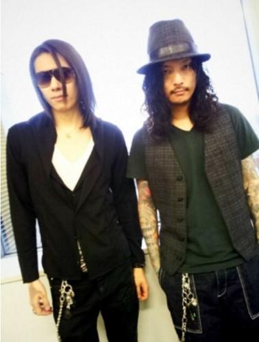 Die and Kaoru - 12/06/08 ROCKIN'ON JAPAN