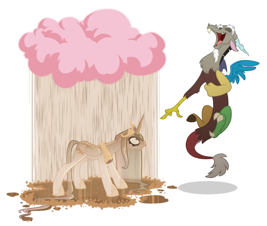 Discord- My Little Pony: Friendship is Magic Discord Fan art
