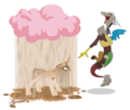 Discord is EPIC - discord-my-little-pony-friendship-is-magic photo