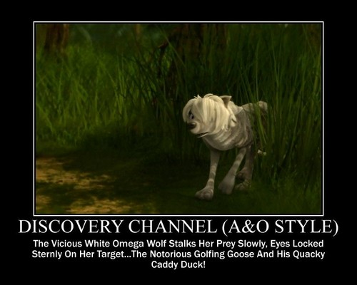Discovery Channel A&O style