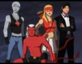 guardianwolf216 Fanmade Young Justice scenes