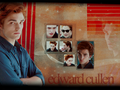 Edward Cullen - twilighters wallpaper