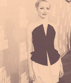 Emma @ the 2012 mtv Movie Awards