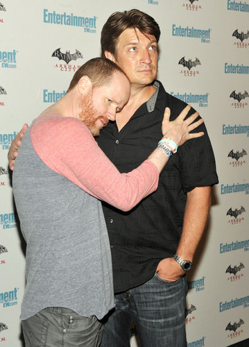 Entertainment Weekly's 5th Annual Comic-Con Celebration Sponsored 由 Batman: Arkham City