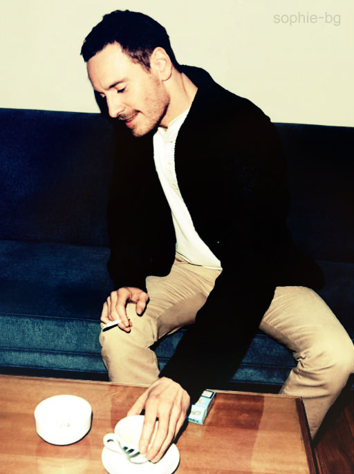 Esquire UK June 2012 outtakes