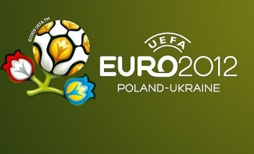 Soccer wallpaper probably with a laptop titled Euro 2012